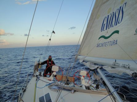 Gnosis sponsorizza Catty Sark alla Rolex Middle Sea Race 2013